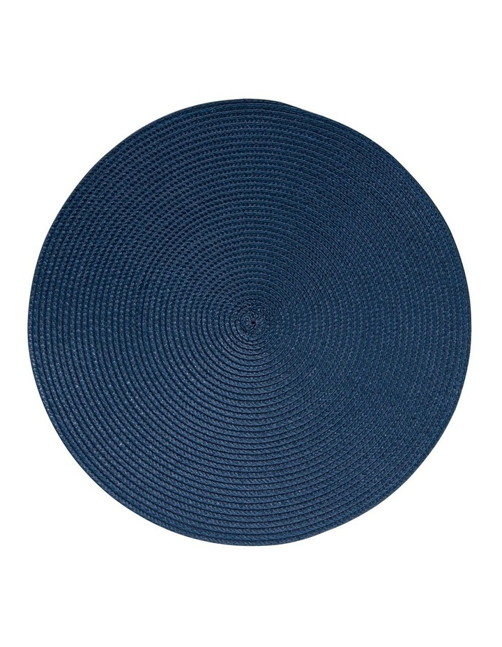 Paige 38cm Placemat in Blue image 1