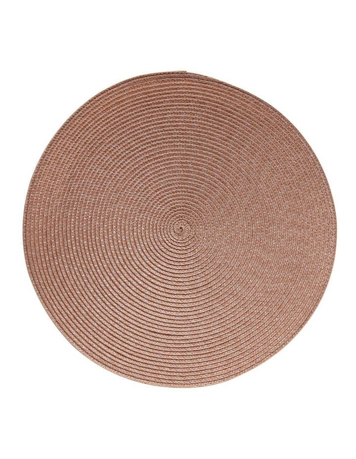 Paige 38cm Placemat in Dusty Clay image 1