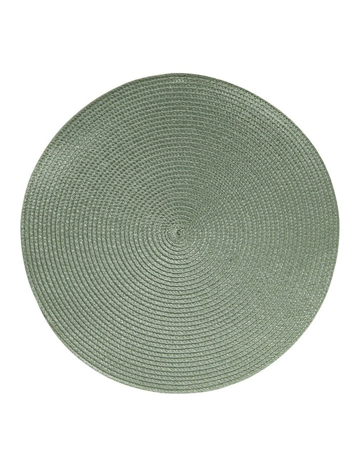 Paige 38cm Placemat in Green image 1