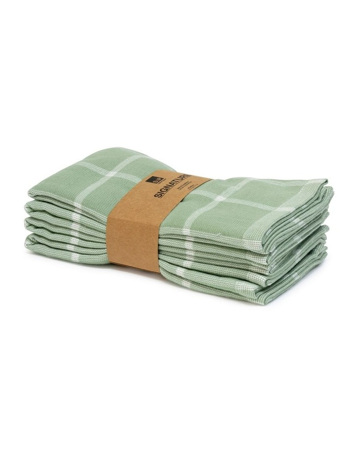 Signature Napkin - 45cm - Set Of 4 - Sage image 1
