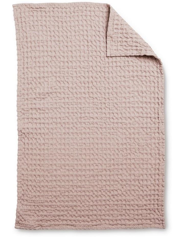 Arlo Tea Towel - 70cm - Soft Clay image 2