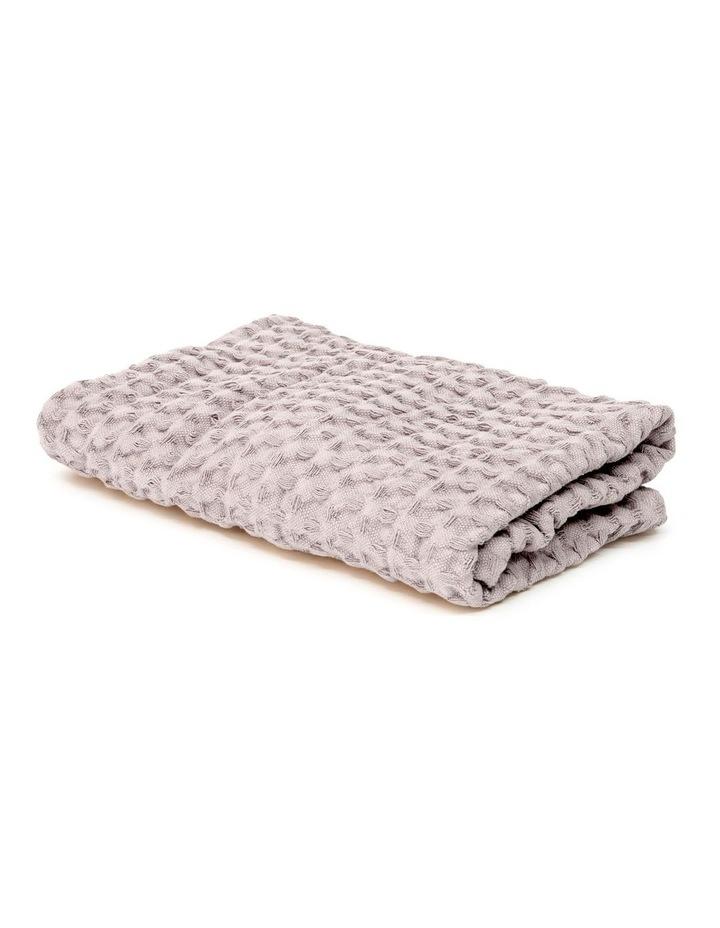 Arlo Tea Towel - 70cm - Soft Pink image 3