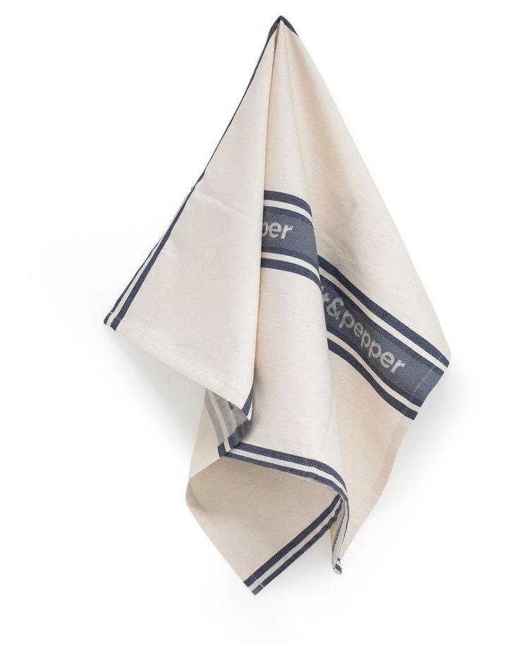 Cape Tea Towel - 70cm - White image 2