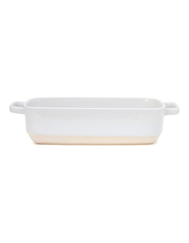 BEACON Rectangle Baking Dish - 30cm - White image 1
