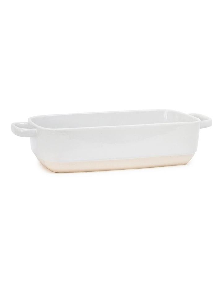 BEACON Rectangle Baking Dish - 30cm - White image 2