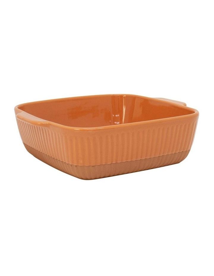 Amana Square Baking Dish - 24.5cm - Burnt Orange image 1