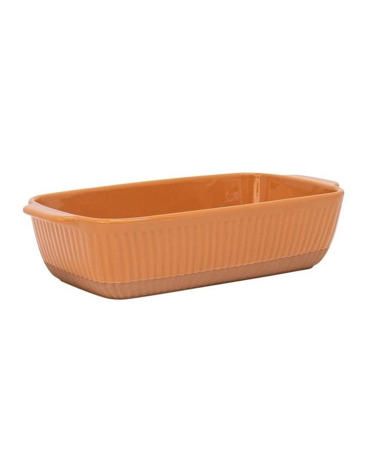Amana Rectangle Baking Dish - 33cm - Burnt Orange image 1