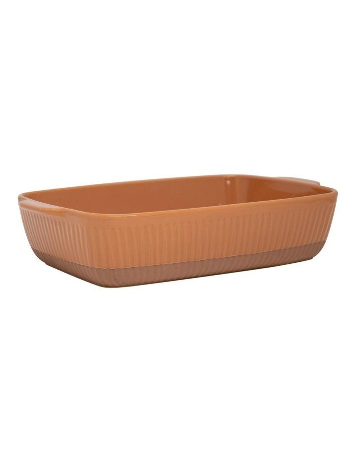 Amana Rectangle Baking Dish - 37cm - Burnt Orange image 1