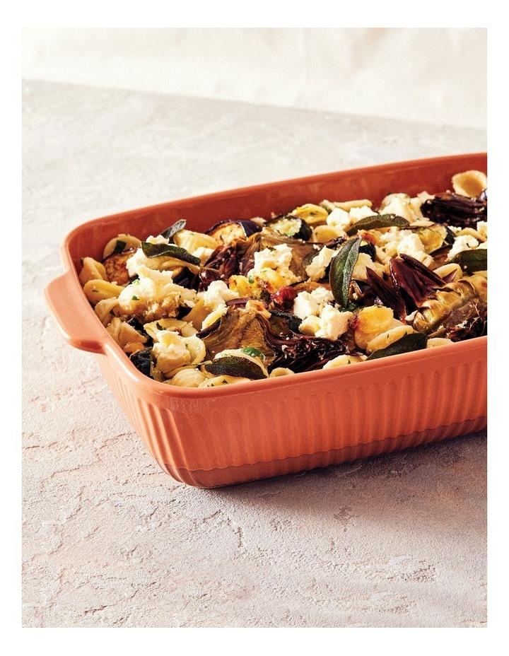 Amana Rectangle Baking Dish - 37cm - Burnt Orange image 2