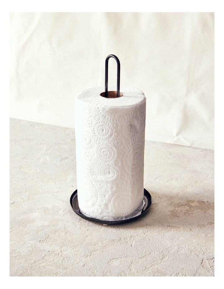 Amana Paper Towel Holder - 28cm - Black image 2