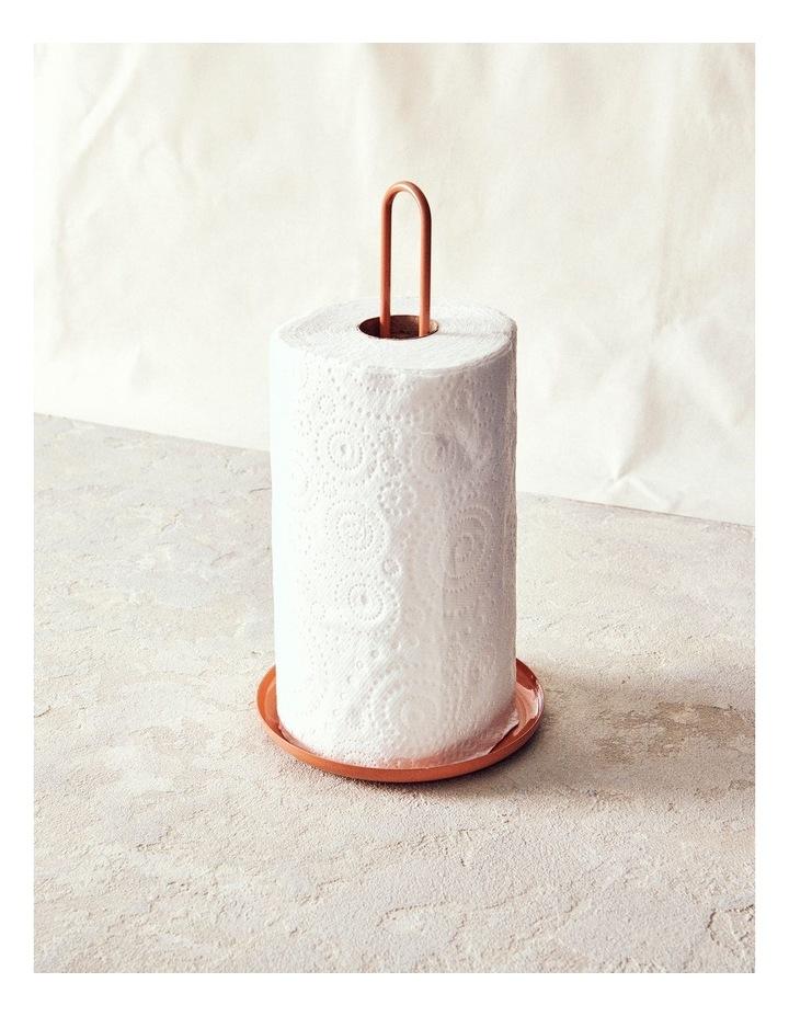 Amana Paper Towel Holder - 28cm - Burnt Orange image 2