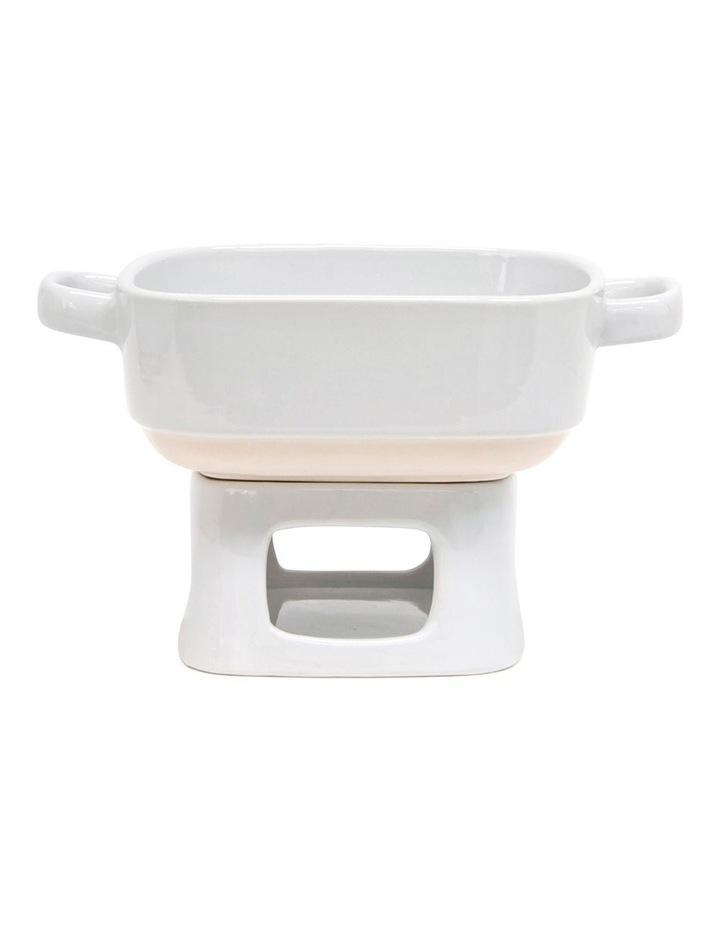BEACON Fondue Set - White image 1
