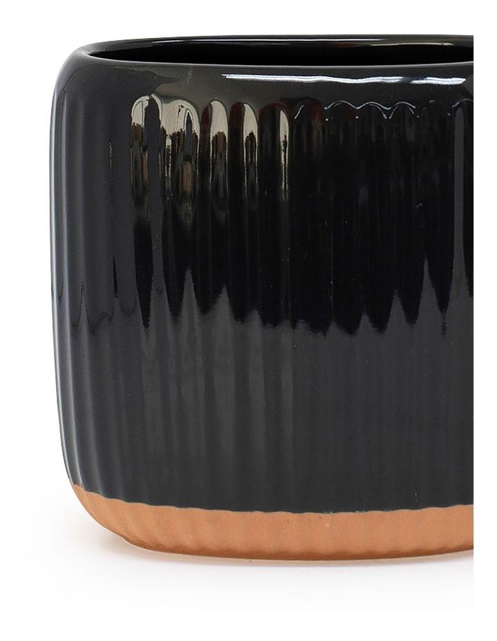 Amana Utensil Holder - 16cm - Black image 2