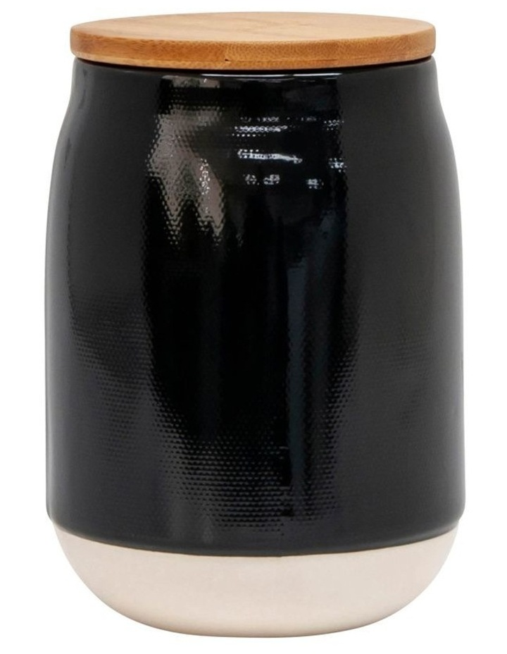 BEACON Canister - 15cm - Black image 1