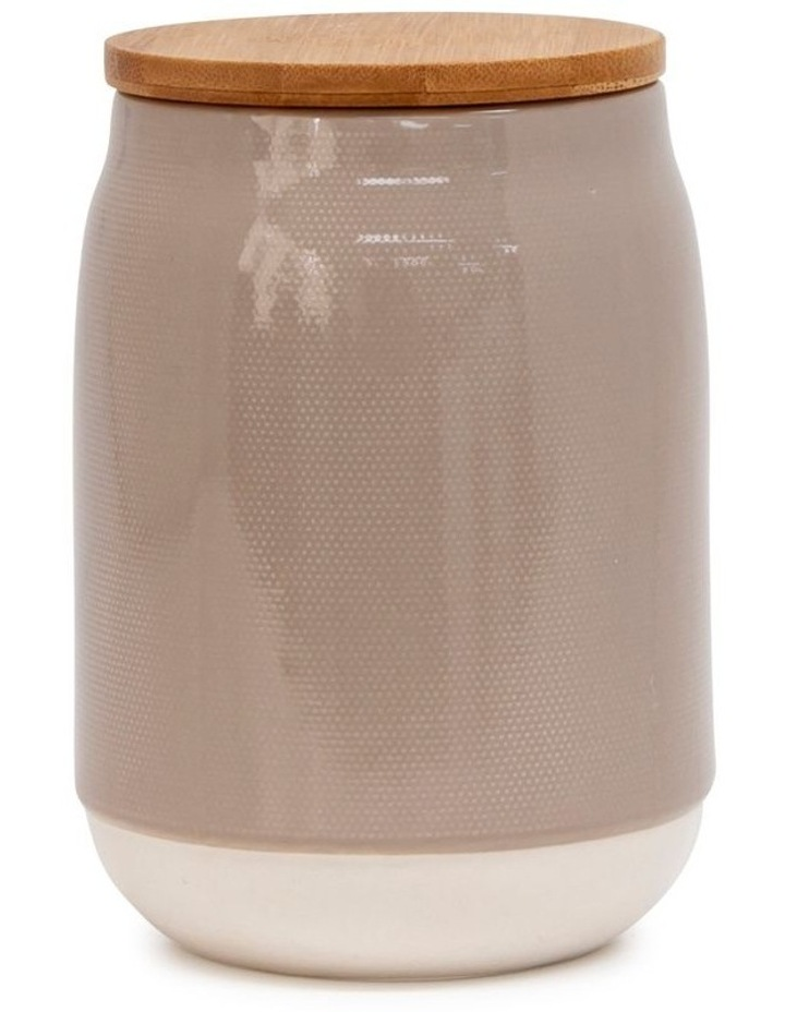 BEACON Canister - 15cm - Latte image 1