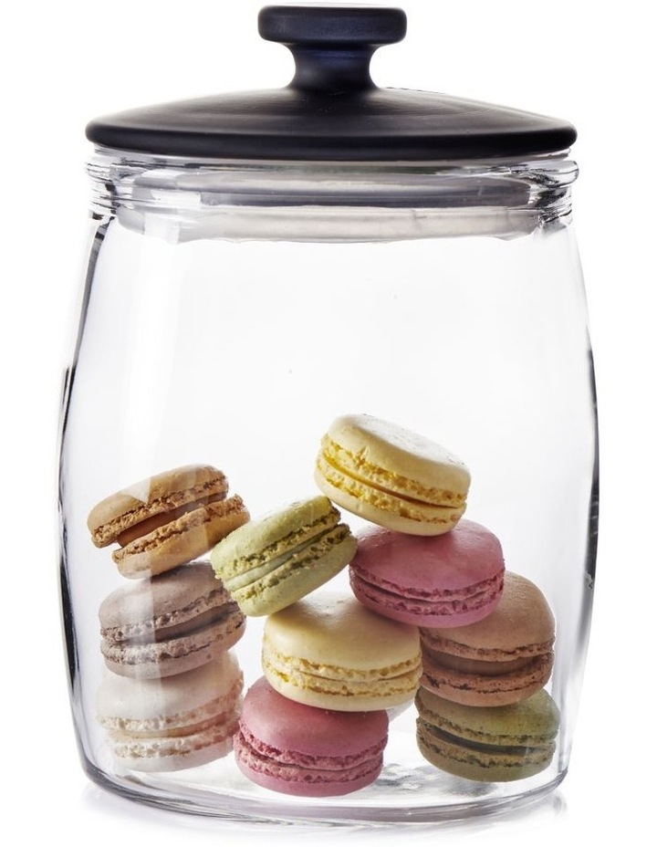 BEACON Canister Set - 17cm - Glass - 3-Piece image 3