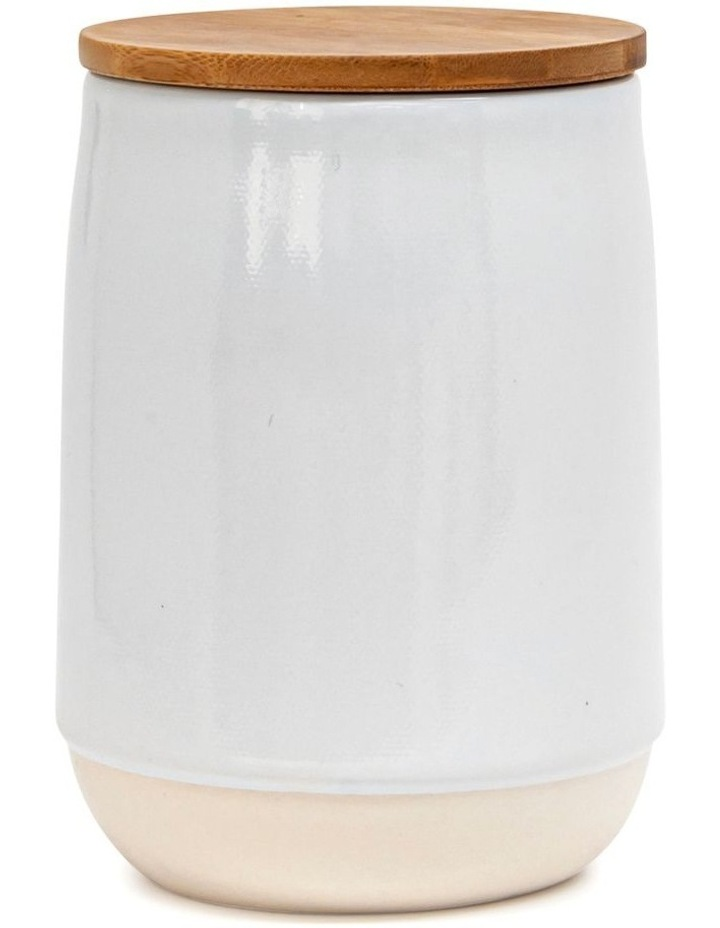 BEACON Canister - 17cm - White image 1