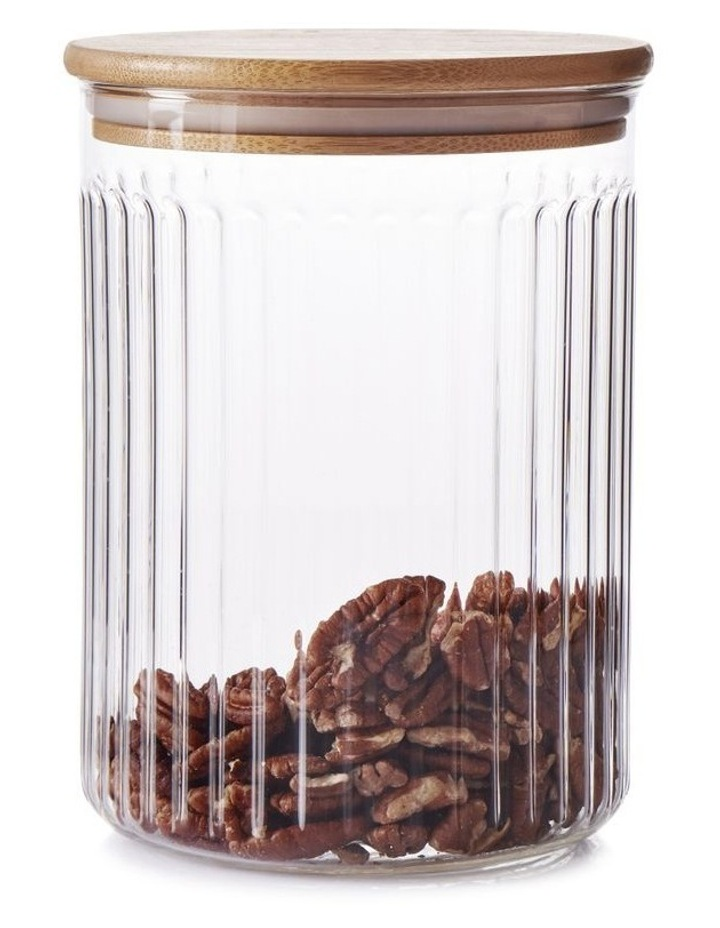 BREW Glass Canister Set - 3-Piece - 13x17cm image 2
