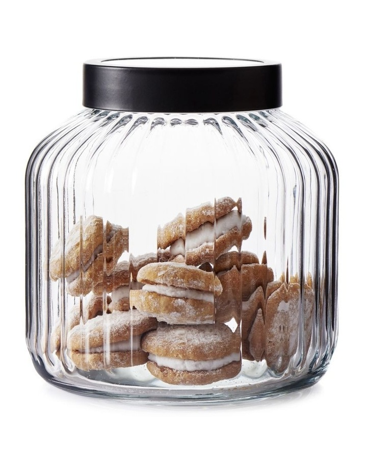 BREW Glass Canister Set - 3-Piece - 3-Litre image 1
