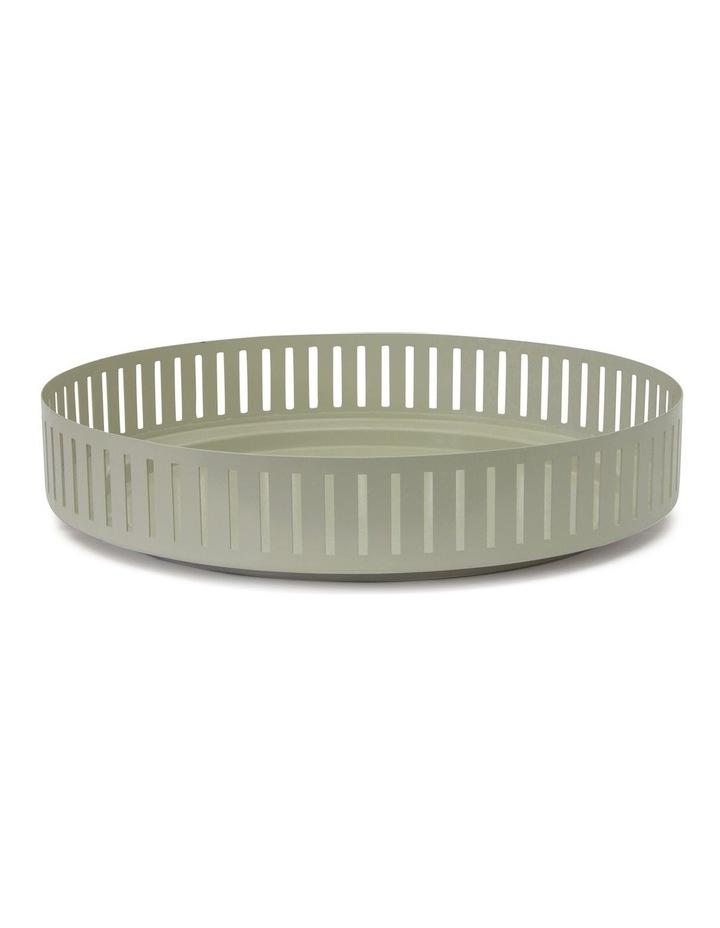 Strand Bread Basket - 15cm - Sage image 1