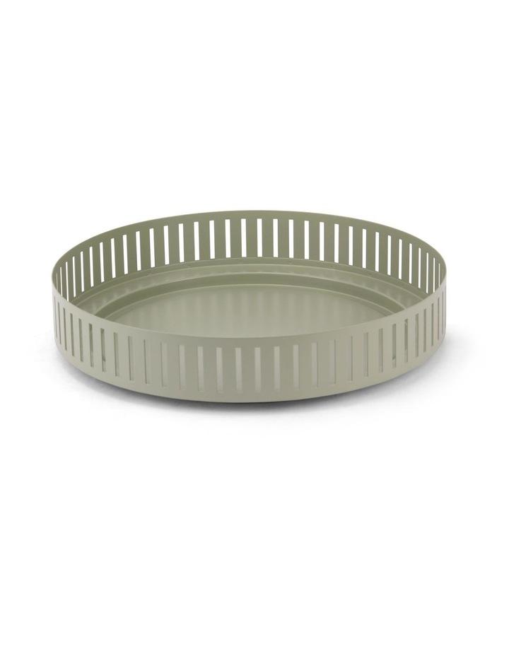 Strand Bread Basket - 15cm - Sage image 2
