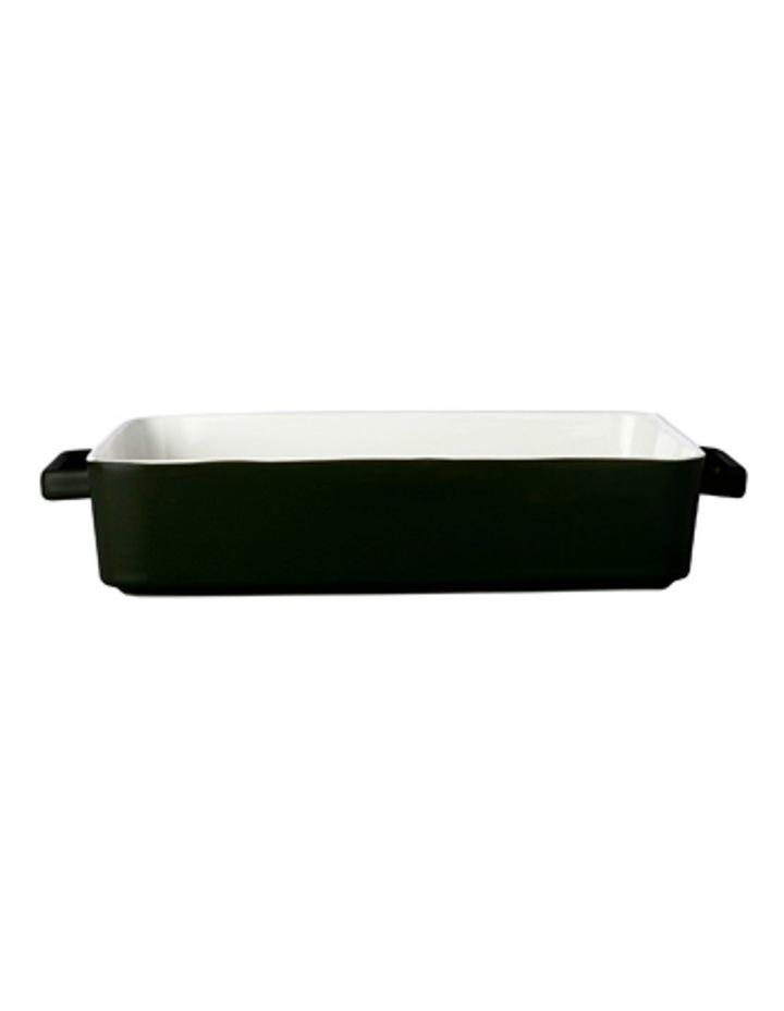 Epicurious Lasagne Dish 36x24.5x7.5cm Black Gift Boxed image 1