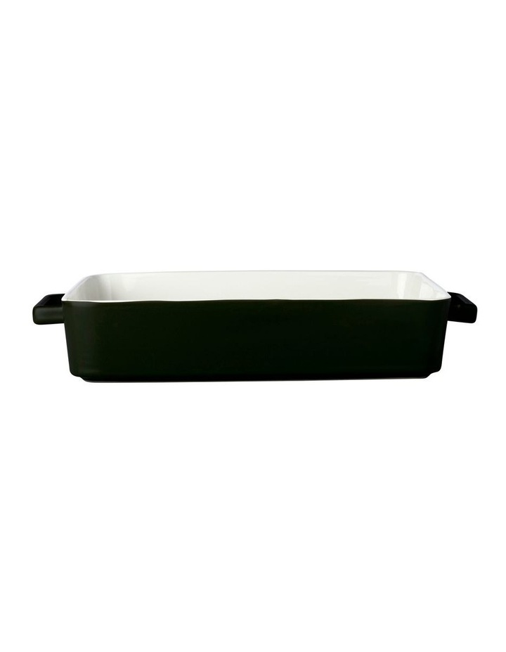 Epicurious Rectangle Baker 32x22.5x7cm Black Gift Boxed image 1