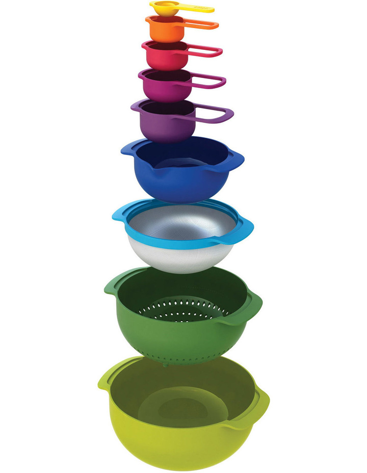 Nest 9 Plus 9pc Mixing Bowl Set image 2