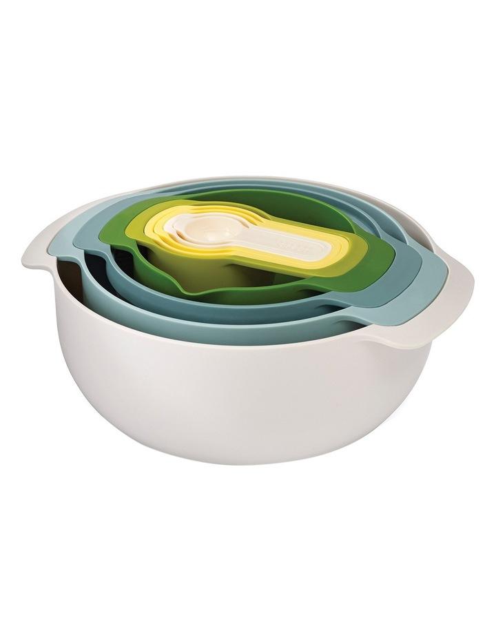 Nest 9 Plus 9pc Mixing Bowl Set - Opal image 2