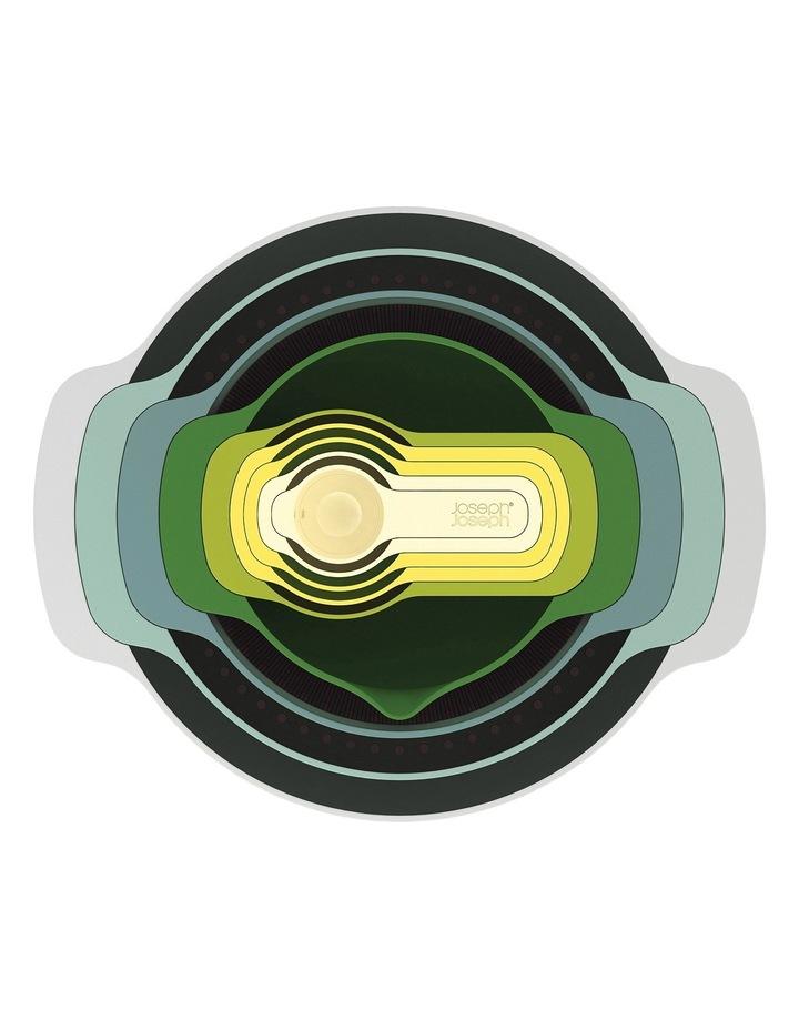 Nest 9 Plus 9pc Mixing Bowl Set - Opal image 3