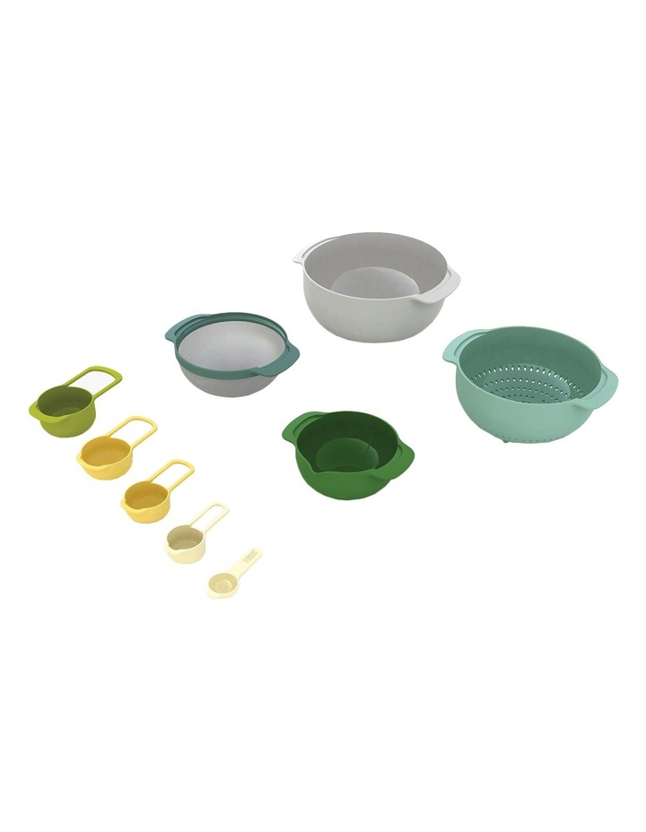 Nest 9 Plus 9pc Mixing Bowl Set - Opal image 4