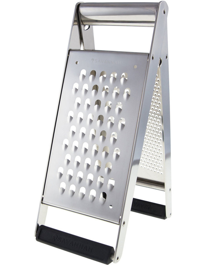 Premium-Grater-Collap Tower-Acid Etched image 1
