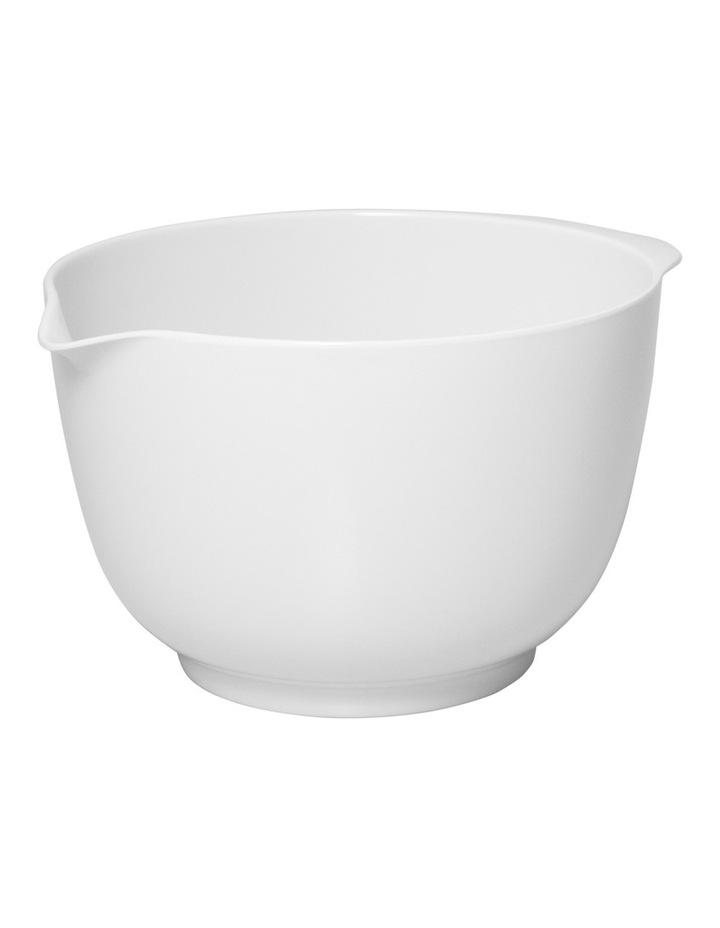 Melamine Mixing Bowl  18cm/1.9L - White image 1