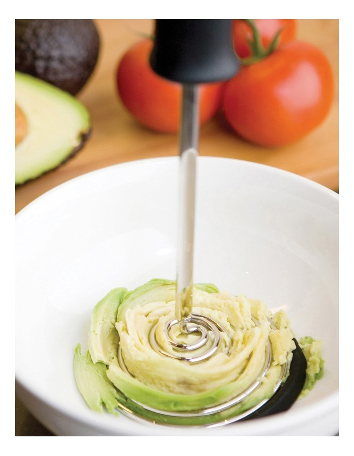 Smood - Charcoal potato masher image 4