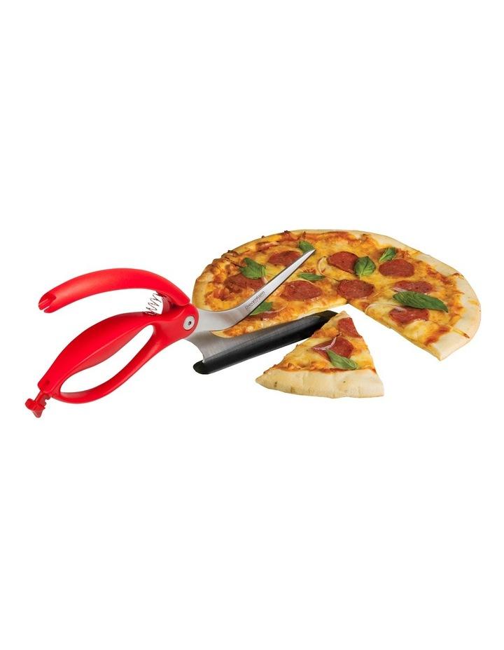 Scizza - Fire Truck pizza scissors image 6