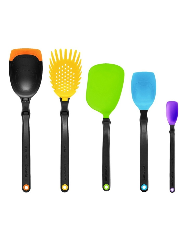 Set of the Best - Party Mixed colours essential set of kitchen tools Assorted image 1