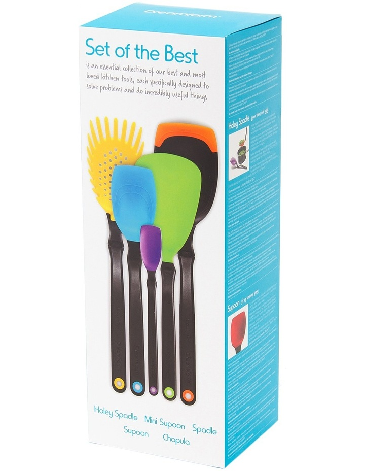 Set of the Best - Party Mixed colours essential set of kitchen tools Assorted image 3