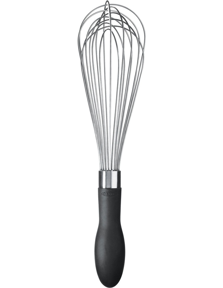 "Good Grips Stainless Steel 11"" Whisk image 1"