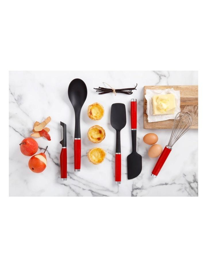 Kitchenaid Classic Basting Spoon Nylon Red Myer