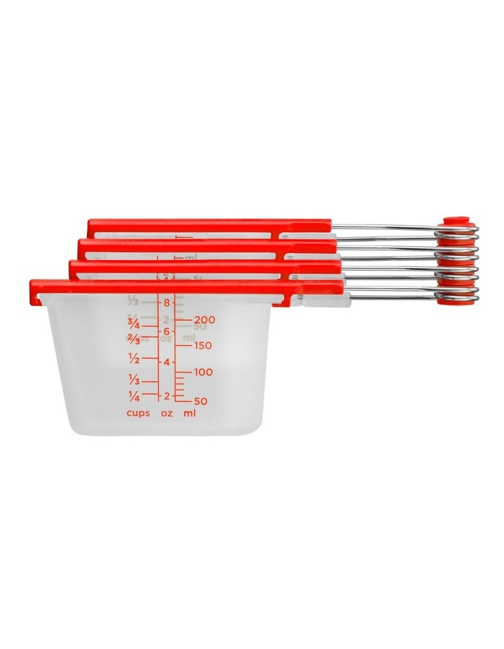 Levups Measuring Cups Red image 1