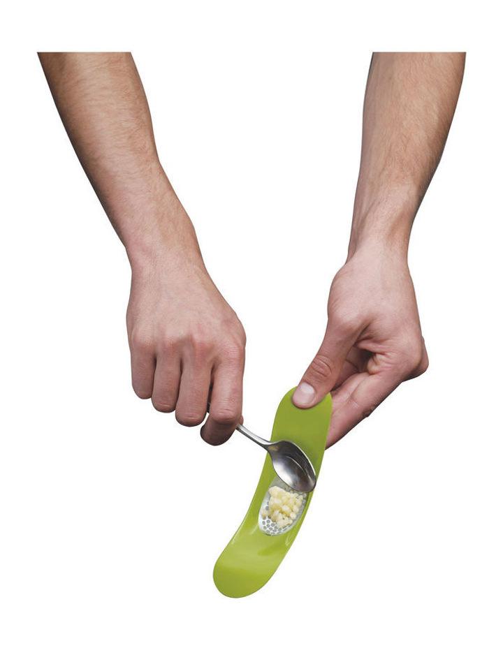 Rocker Garlic Crusher - Green image 4
