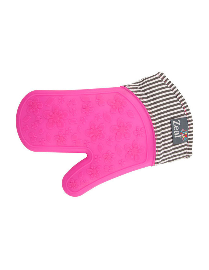 Silicone Oven Glove - Assorted Colours image 4