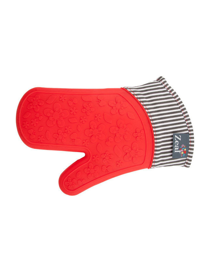 Silicone Oven Glove - Assorted Colours image 3