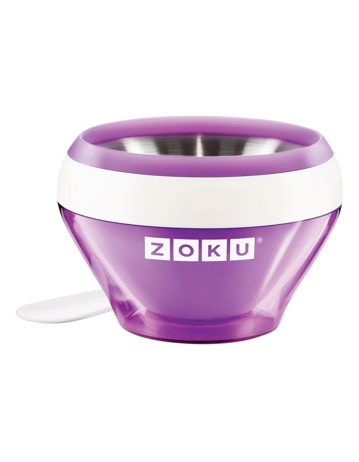 Ice Cream Maker - Purple image 1