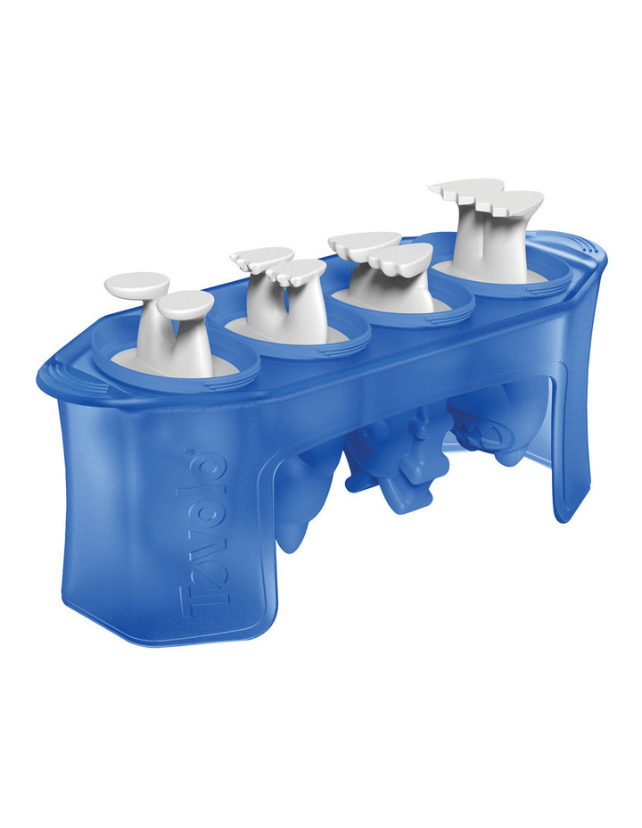 Monster Icy Pole Moulds set of 4 image 2