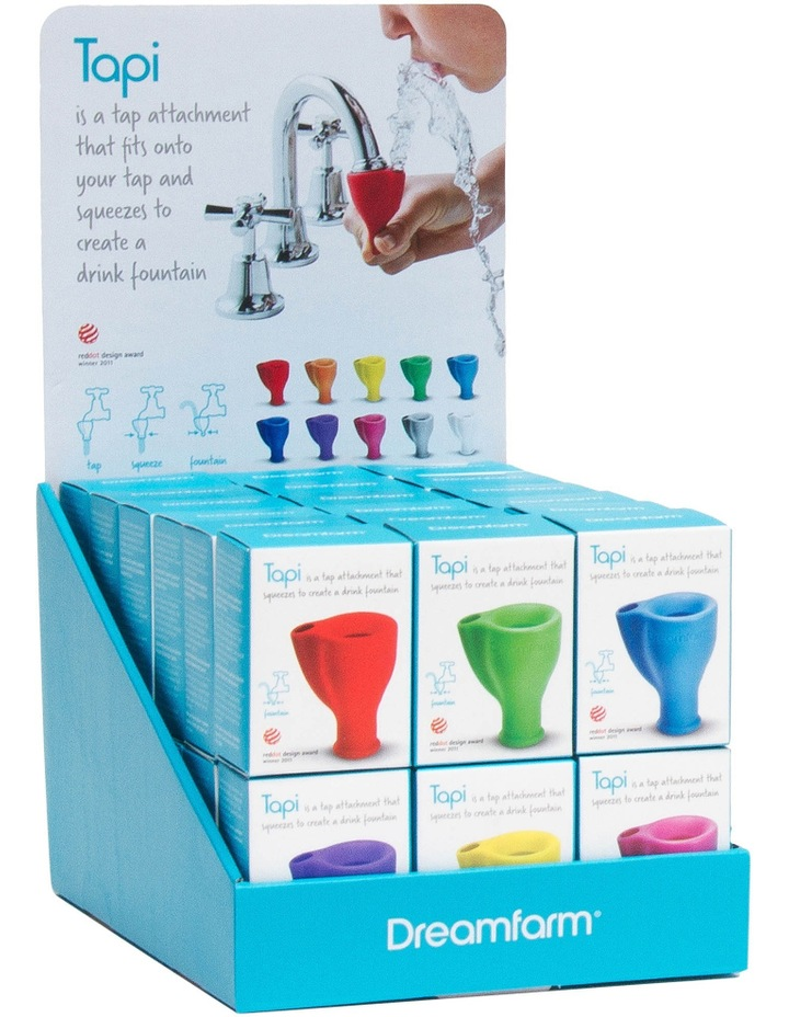 Tapi- tap squeeze drink fountain- colour assorted image 1