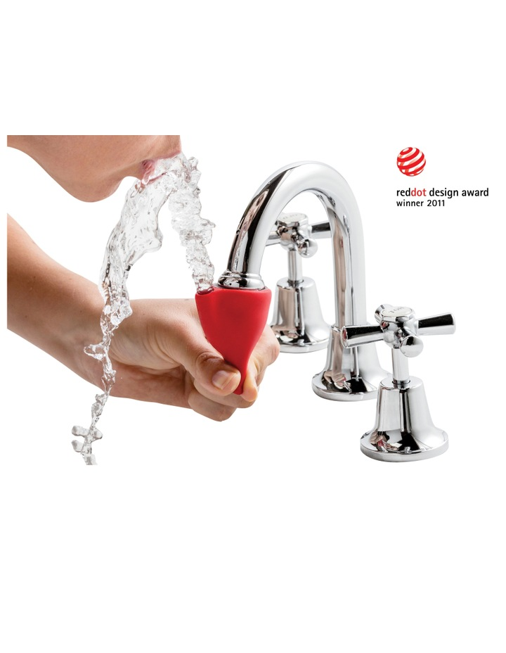 Tapi- tap squeeze drink fountain- colour assorted image 2