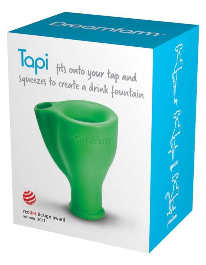 Tapi- tap squeeze drink fountain- colour assorted image 9