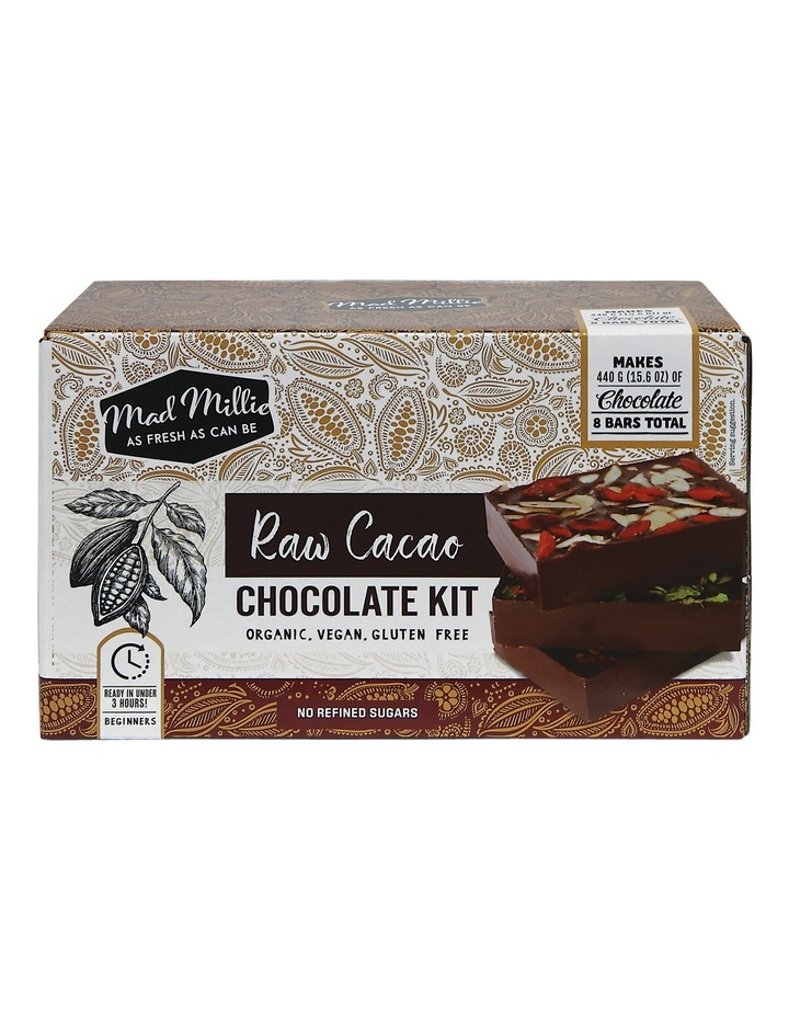 Gourment Raw Chocolate Kit image 1
