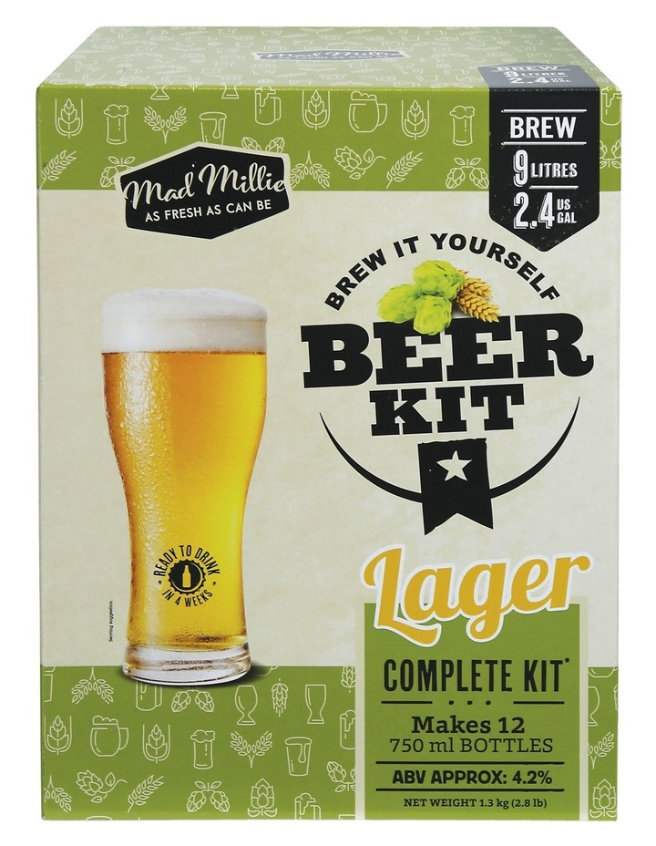 Boutique Brewery Lager kit image 1